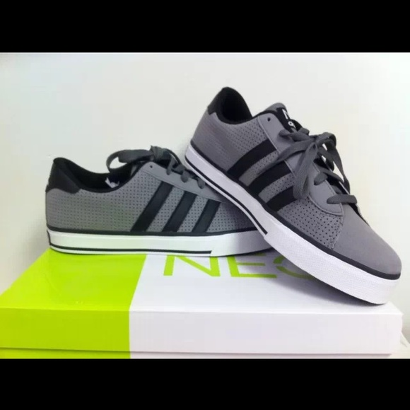 adidas grey adidas se daily vulc neo label shoes from. Black Bedroom Furniture Sets. Home Design Ideas