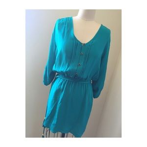 Yumi Kim Dresses & Skirts - Yumi Kim Lizzie dress size S teal