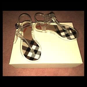 Leamar jelly sandals crystal size 31US