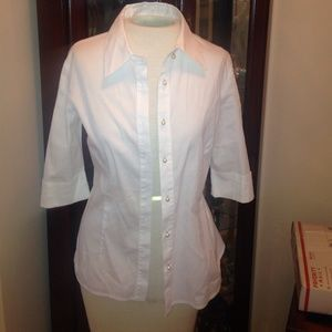 Milly pearl top