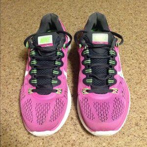 Nike Tamaño Lunarglide 5 Mujer 8,5