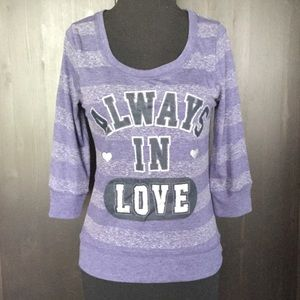 """Hard Candy Sweaters - 💠FINAL💠 Hard Candy """"Always In Love"""" Top"""
