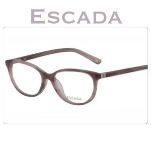 Escada Eyeglass Frames : 77% off Escada Accessories - Escada Eyeglasses from The ...