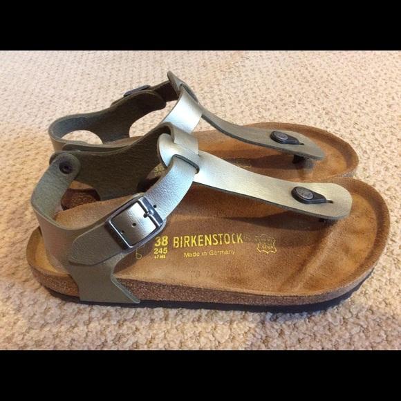 cheap for discount 682e9 ca5d0 Birkenstock Kairo Sandal