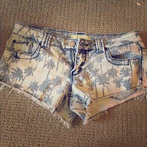Denim - Denim shorts from nordstroms