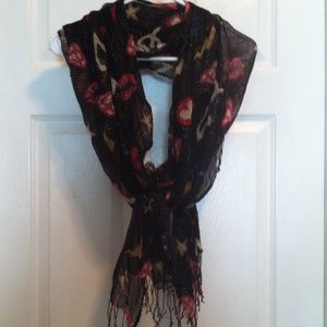 Scarf Betseyville by Betsey Johnson