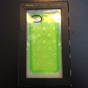 Marc by Marc Jacobs Green Iphone  5 Case