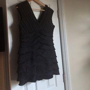 Dresses & Skirts - Black cocktail short dress
