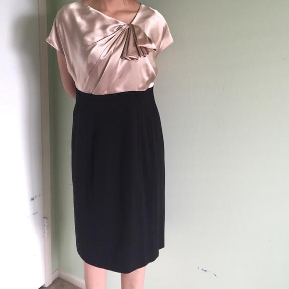 90% off Jones New York Dresses & Skirts - ‼️SALE‼️Sale Champagne ...