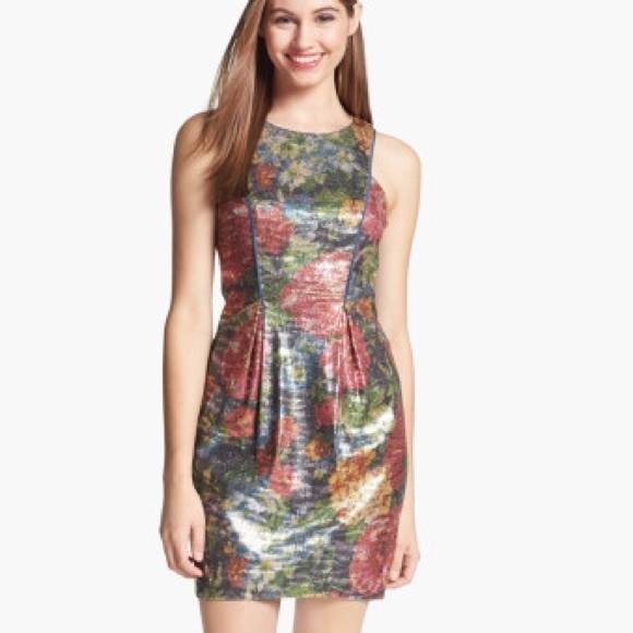 96cdf7cf5a Nordstrom Indigo Multi Dress