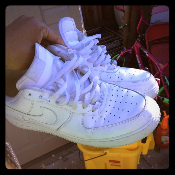new arrival 02354 696b9 Coke white Air force 1s. M5508bec6620ff71c48000667
