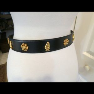 Escada Accessories - Escada Leather Belt