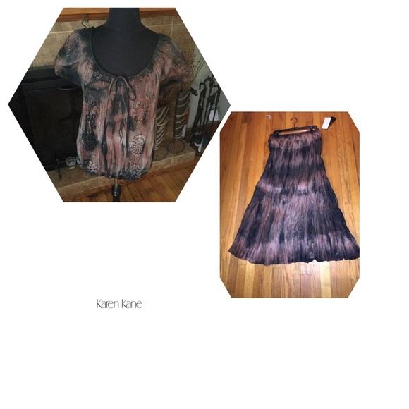 82 dresses skirts 2 matching tie