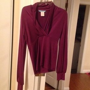 Guess Marciano polyester long sleeve .