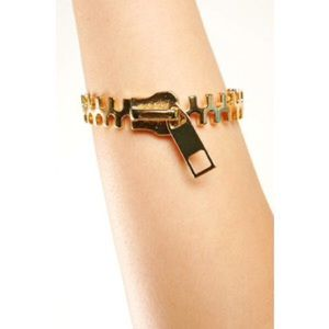 Zipper Bangle