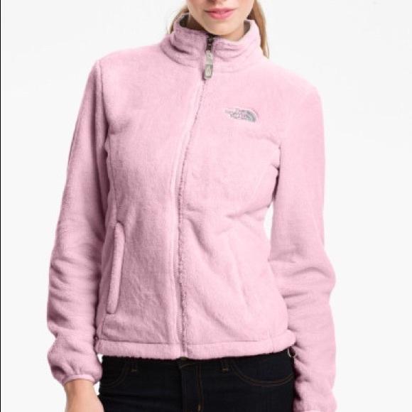 Light pink north face osito fleece. M 5508e8da2599fe757d0014d3 d261db0f1
