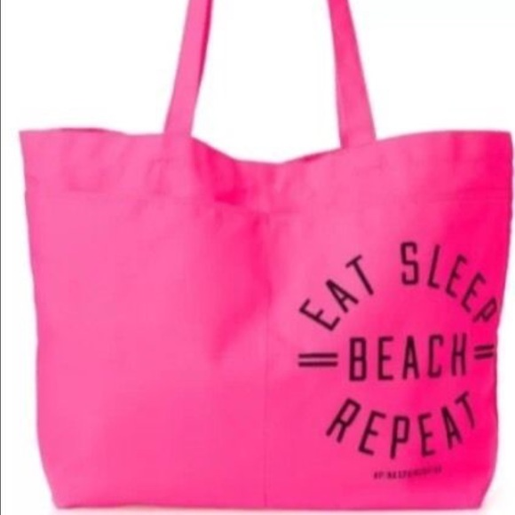 12% off PINK Victoria's Secret Accessories - VS PINK Eat Sleep ...