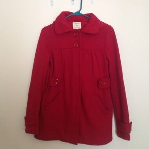 Red Forever 21 jacket