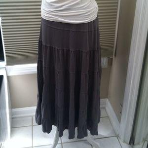 Dresses & Skirts - Gray maxi skirt
