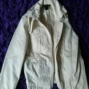 Euc marc jacobs motorcycle jacket sz s