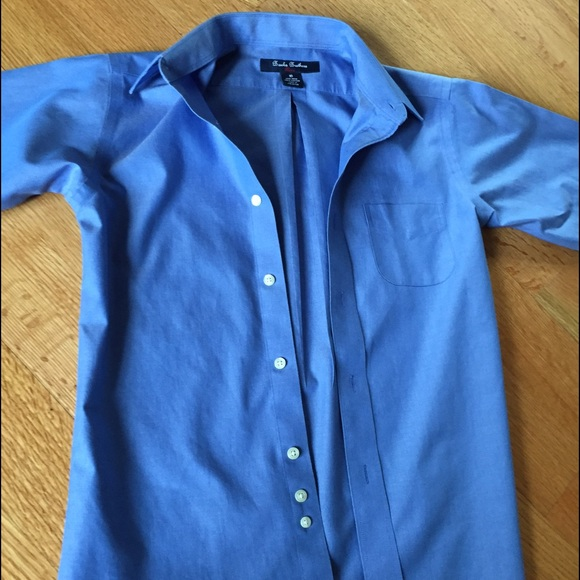 58 off brooks brothers tops boy 39 s brooks brother button for Brooks brothers boys shirts
