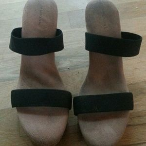 Merona high heel shoes