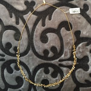 Kate Spade layering necklace