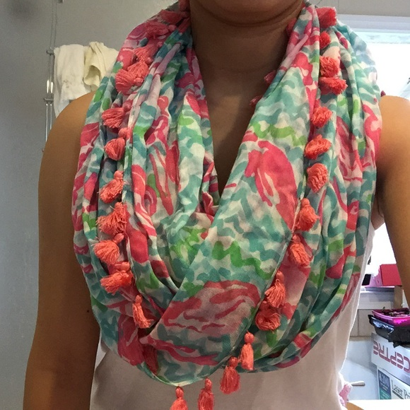Lilly Pulitzer Lobstah Roll Scarf Poshmark | Lobster House