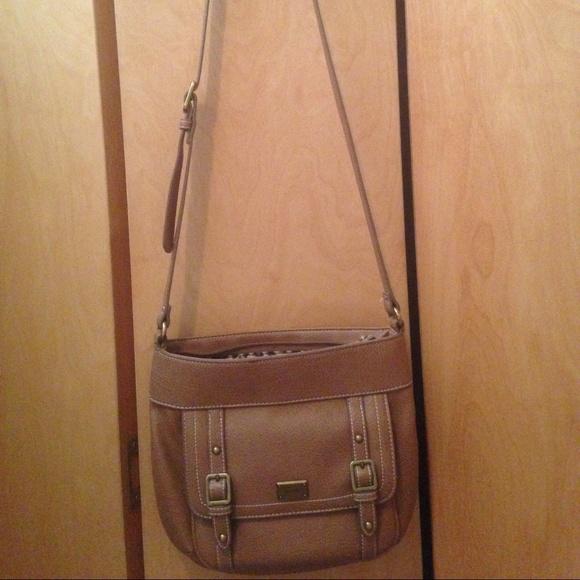 Nine West Brown Shoulder Bag 37