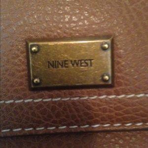 Nine West Brown Shoulder Bag 50