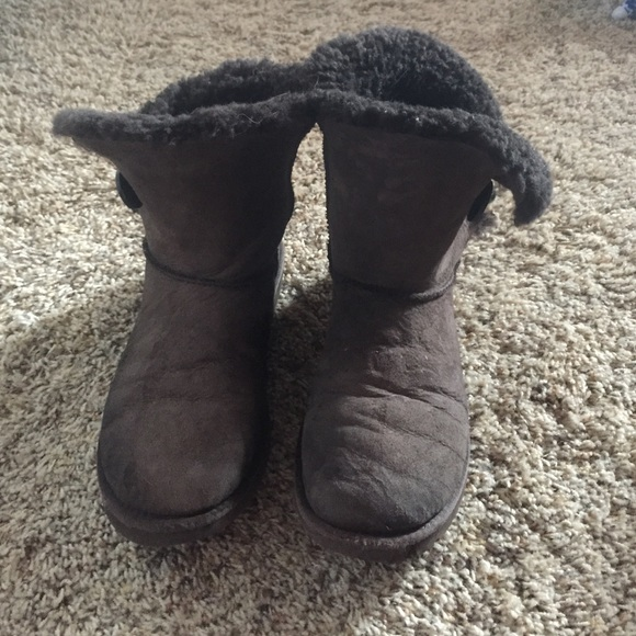 ugg boots get wet help
