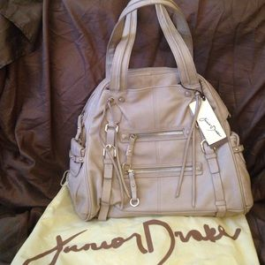 Junior Drake genuine leather purse