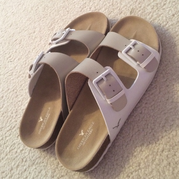 1b3349f0a6ec American Eagle Outfitters Shoes - Knock off Birkenstocks