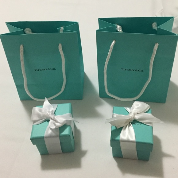 Tiffany Co Jewelry For Sale Tiffany Ring Boxes Set Poshmark