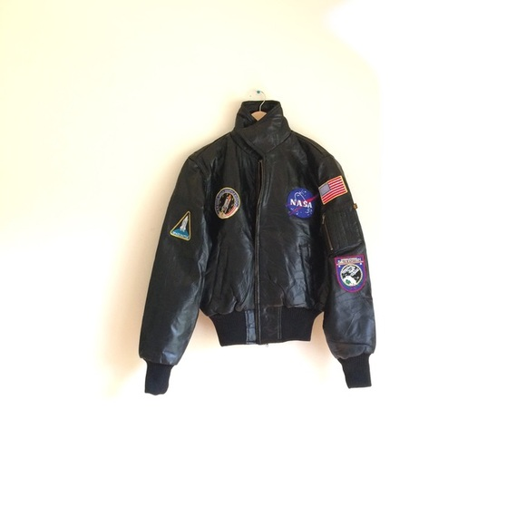 28 Off Urban Outfitters Outerwear Alpha Industries Nasa