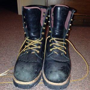 Chippewa Boots - Chippewas