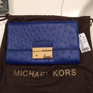 Michael Kors clutch purse bag