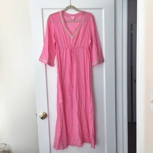 Lilly Pulitzer Beach Maxi / Cover-Up