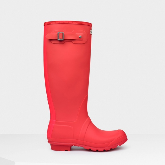 8% off Hunter Boots Boots - Hunter Coral Boots from Kayla ...