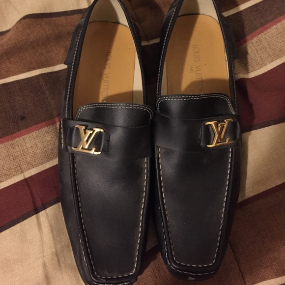 cfcdf8c4afa9 Louis Vuitton Other - Men LV loafers for sale. Size 9.5