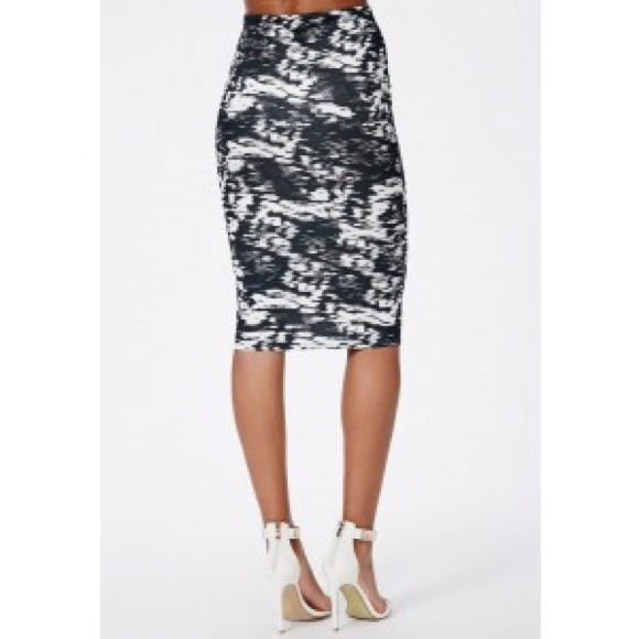 missguided missguided midi skirt from s closet