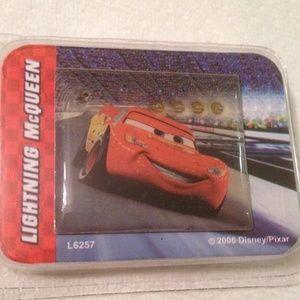 Lightning McQueen pin