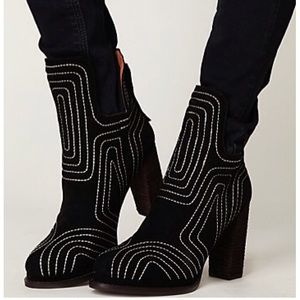Fiona Quilted Boots