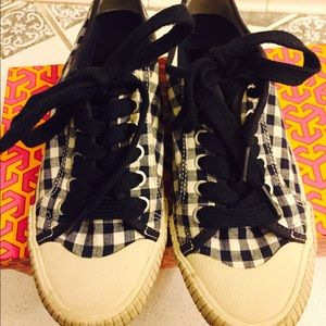 Tory Burch sneakers!!!