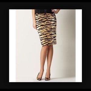 D&G Dresses & Skirts - D&G animal print skirt