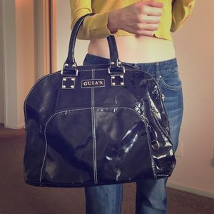 Guia's all leather handbag from Italy
