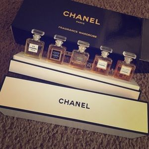 A limited edition collection of CHANEL