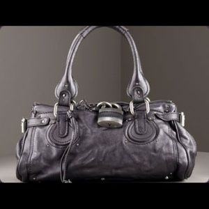 Chloe Paddington Anthracite