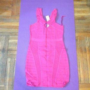 Arden B Dresses & Skirts - Arden B v-neck bandage dress