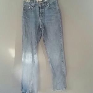 Gap blue jeans 6